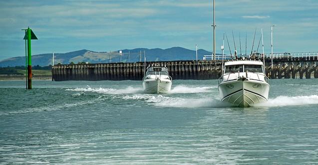 Port Welshpool Fishing