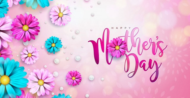 Happy Mother's Day Sunday 9th May