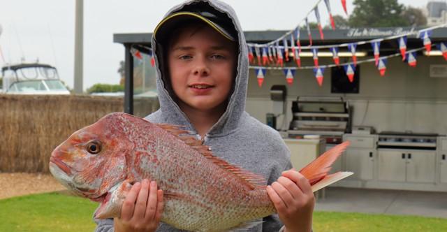 Start of Season Fishing Competition Sunday 22nd August